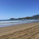 La Feniglia, spiaggia