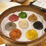 the dumpling sampler
