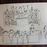 Foto van The Beast