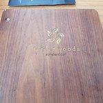 The greenwoods menu