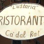 Ảnh về L'Ustaria Cà dal Rat