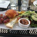 Cheese Scone Salad