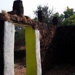 Ruins of small hindu mandir of Gokarna