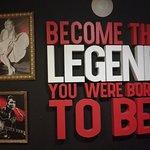 Bild från Legends Burgers & Beers