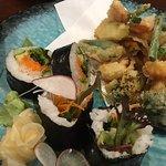 tempura plate