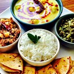 North Indian Food in Adyar Ananda Bhavan