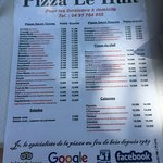 Foto van Pizzeria Le Huit