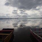 Photo de Lago Rosa