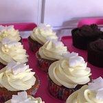 Millies Homemade Lemon Cupcakes 🍰 #Milliestenerife   #bestcakeinthecanaries