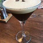Great espresso martini!