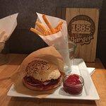 Photo de 1885 die Burger