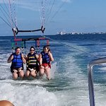 Fantastic time for the girls! Staff was great! Bryce and Cameron, on the boat, were fun! Thanks