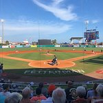 Blue Wahoos Ballpark Foto
