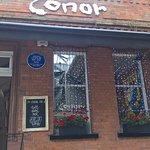 """Conor"" restaurant, Stranmillis Rd. Belfast"