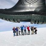 ウユニ塩湖の写真