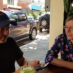 Breakfast at Maria's in San Pancho