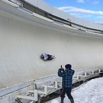 Bobsled and Luge Complex의 사진