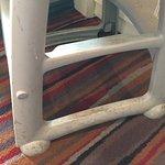 Shamefully filthy furniture