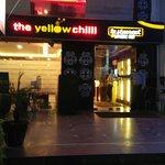 The Yellow Chilli Foto