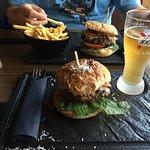 Bilde fra Burgerhouse Ål
