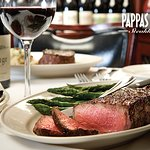 Foto de Pappas Bros. Steakhouse