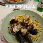 Foto de Trattoria Fedele