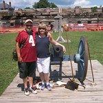 Bild från Fort Stanwix National Monument
