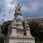Monumento a Cristoforo Colombo Photo