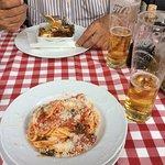 Mmmmm Arrabiata Spagheti