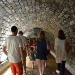 Les souterrains de la Citadelle