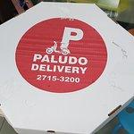 embalagem do delivery