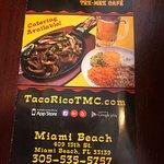 Taco Rico Foto
