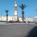 Medina junto ao hotel