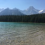 Waterfowl Lake Campground-billede