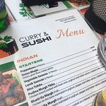 Foto de Curry and Sushi