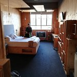 Each of the 12 rooms is unique. Relatively basic, comfortable - drop your bags and explore the c