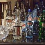 Specialità della zona...acqua Luso
