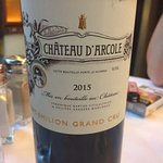 Excellent french wine