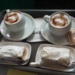 Наше доброе утро в Cafe L'Angolo