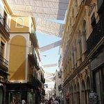 Calle Sierpes Foto