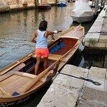 Row Venice照片