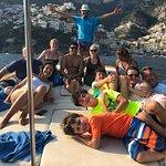 Positano Boats Photo