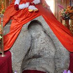 the rock that took gurujis shape