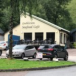 Cafe from the outside