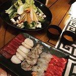 Asian Restaurant Foto