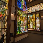 Stained Glass Masters Gallery, The Halim Time & Glass Museum