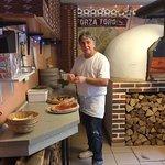 Bilde fra Pizzeria Hirsch