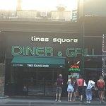 Times Square Diner resmi