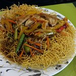 Noodle dish