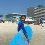 Bild från Tony Silvagni Surf School